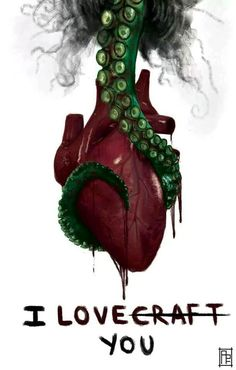 Un buon compleanno a H. P. Lovecraft, che secondo me ci ascolta.