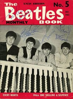 A signed December 1963 edition, sold for $12,000