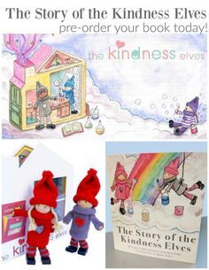 The Story of the Kindness Elves book!