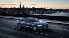 Volvo S90 - Luxury Sedan | Volvo Cars