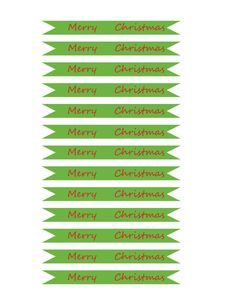 printable ultimate Christmas flags package by ilovepaperdotca