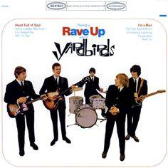 Yardbirds Having A Rave Up With The Yardbirds