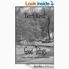 FREE KINDLE BOOK was £8.63 NOW FREE FOR A LIMITED TIME: Good Tidings (A Mary O'Reilly Paranormal Mystery Book 2) [Kindle Edition] #freebiesuk   #freebie   #freestuff   #freestuffuk   #freebies