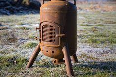 Lomp Zwaar Bol - Terraskacheltje | De grootste keus in houtkachels