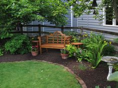 Grass isn't always the best of groundcovers for a yard: It's thirsty at a time when water is becoming scarce; it attracts fewer pollinators; it requires expensive chemicals to maintain, and