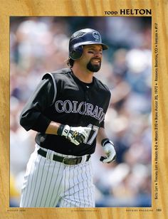 fc3e8a7f474 17 seasons with the Rockies and on his last game