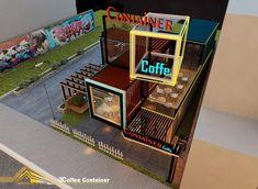 Dự án thi công nội thất quán cafe coffee độc đáo ấn tượng sáng tạo
