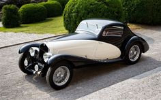 Alfa Romeo 6C 1750 Coupe by Figoni 1933