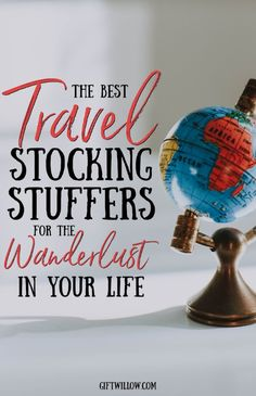 Travel stocking stuffers are such a great idea for adults stocking stuffers! These are gifts that everyone will lovially people that love to travel. Travel stocking stuffers are such a great idea for adults stocking stuffers!