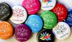 Celebrate with Official Canada 150 merchandise. We've got buttons, magnets and stickers with the official Canada 150 logo to show your pride in multiple ways! Canada 150 Logo, Magnets, Buttons, Stickers, Holidays, News, Celebrities, Blog, Collection