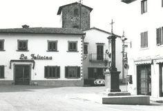 La colonna della Madonnina di San Piero a Sieve ( 1897)
