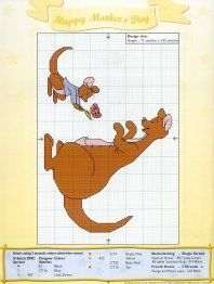 Image result for kanga cross stitch