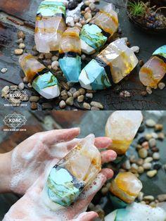 Gemstone Soap  (MP Soap)