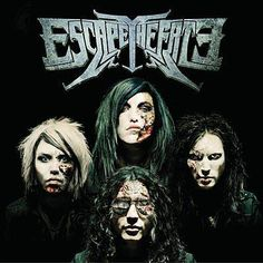 I just used Shazam to discover Gorgeous Nightmare by Escape The Fate. http://shz.am/t52860989
