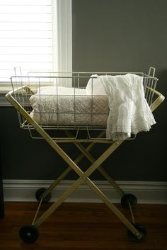 laundry cart-just found one of these...now I need the basket!