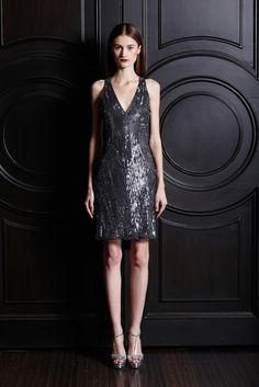 Naeem Khan Pre-Fall 2013 Collection Slideshow on Style.com