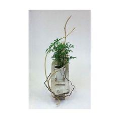 インテリア装飾品 流木アート 花台・飾り台 A0491 流木素材のレア一点物 高さ64.5cm ディスプレィに最適                                                                                                                                                      もっと見る