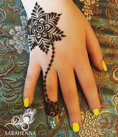 Latest Adorable Mehndi designs for Girls – Henna Henna Designs For Kids, Cute Henna Designs, Mehndi Designs For Beginners, Modern Mehndi Designs, Mehndi Design Pictures, Beautiful Henna Designs, Latest Mehndi Designs, Henna Tattoo Designs, Mehandi Designs