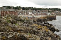 Town, North Berwick, Scotland