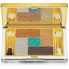 ESTEE LAUDER Pure Color Five Color Gelée Powder Eyeshadow Palette found on Polyvore