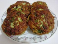 Chiftele din dovlecei cu carne de pui Tandoori Chicken, Ethnic Recipes, Food, Meal, Essen, Hoods, Meals, Eten