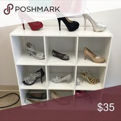 Heels New heels all different sizes Shoes Heels