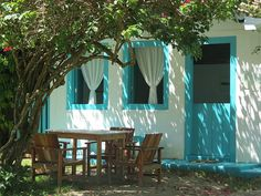 Cabana, Bahamas House, Beautiful Small Homes, Tropical Home Decor, Greek House, Home Spa, Hostel, Traditional House, Country Life