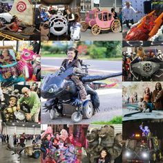 Magic Wheelchair is a nonprofit organization building epic costumes for kiddos in wheelchairs — at no cost to families. Make with Magic Wheelchair and receive access to the Stan Winston School and SOLIDWORKS.