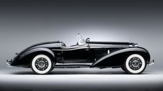 1939 Mercedes-Benz 540K Spezial Roadster by Sindelfingen***Research for possible future project.