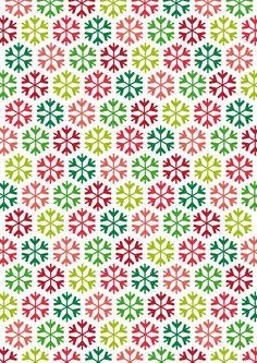 Free Christmas Printable Paper