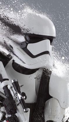 Star Wars The Force Awakens Wallpaper iDownloadBlog Stormtrooper Blast
