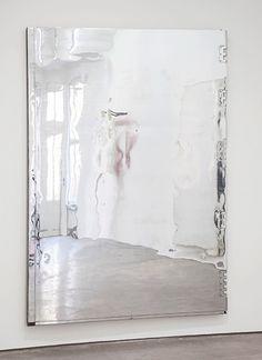 Love! Like! Share! Michail Pirellis Tresor, 2013 aluminium, titan, lacquer