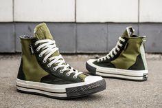 "Cali DeWitt x Slam Jam x Converse Chuck 70 Hiker ""Urban Utility"" Pack - EU Kicks Sneaker Magazine"