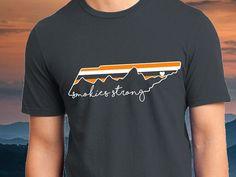 Get a 'Smokies Strong' T-shirt to help Gatlinburg victims