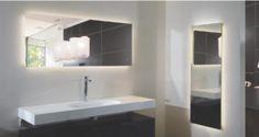 Led Illuminated Mirrors For Bathrooms