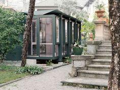 Buzzi studio . Villa Igea . Bled Simone Bossi afasia (2) | a f a s i a Pavillion, Facade Architecture, Villa, Exterior, Studio, Facades, Metal, Aphasia, Locarno