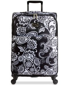 Jessica Simpson Pineapple Hardside 29 Quot Spinner Suitcase
