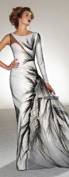 Georges Chakra Fall Winter 2013-14 Haute Couture
