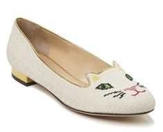 charlotte olympia kitty shoes