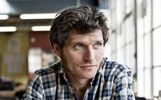TT Racer and motoring enthusiast Guy Martin