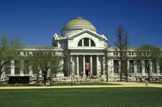 The Smithsonian Museum is the largest museum in the world hosting 19 museums and 9 research centers. The museum shares programs and artifacts with over 90 cultural institutions and around 20 states