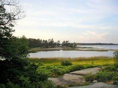 Beausoleil Island by Wikimedia Commons