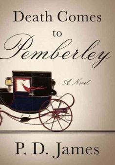 Death comes to Pemberley takes place six years after Elizabeth Bennet and Mr. Darcy have wed.On a dark night before the annual great ball at Pemberley, a carriage careens up the drive and out stumbles Elizabeth's ne'er do well sister, Lydia, shrieking hysterically about her missing husband, Wickham. By 91 year old PD James-who even weaves in a few appearances by characters from other Austen stories!