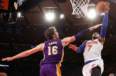 Los Angeles Lakers vs. New York Knicks Pick-Odds-Prediction 3/25/14: Peter's Free NBA Basketball Pick Against the Spread