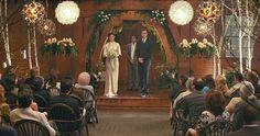 Sandra Bullock-Ryan Reynolds barn wedding The Proposal