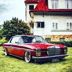 - I Love Motorrad Mercedes Benz Coupe, Mercedes Auto, Mercedes W114, Custom Mercedes, Mercedes Benz Autos, Old Mercedes, Classic Mercedes, Mercedez Benz, Old Classic Cars