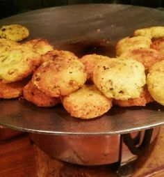 #BeingSindhi when it #Rains, u don't have to have Bhajiya, try Fried #Potatopatties instead...#Recipe on page 39 in my #Book #SindhiCuisine