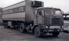 Volvo F88, Harding Bros, Avonmouth