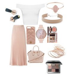 """""""Nudee❤️❤️❤️"""" by queen-arine ❤ liked on Polyvore featuring WearAll, Gucci, Bobbi Brown Cosmetics, Olivia Burton, Dorothy Perkins, Givenchy, Charlotte Tilbury, Oribe, Jennifer Zeuner and Michael Kors"""