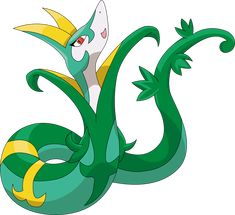 Die 9 Besten Bilder Von Serpifeu Und Entwicklungen In 2016 Pokemon